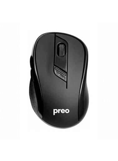 Preo Preo My Mouse M07 Kablosuz Mouse Siyah